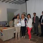 Socias de LLanos de Gualdamez recogen diploma