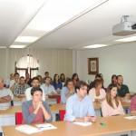 Presentación de la fase de formación de los titulados a las cooperativas