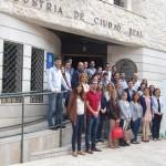 Grupo de candidatos al Programa Cooperativas