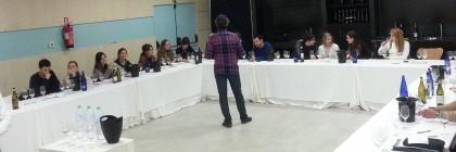 Curso de cata de vinos en Pago del Vicario